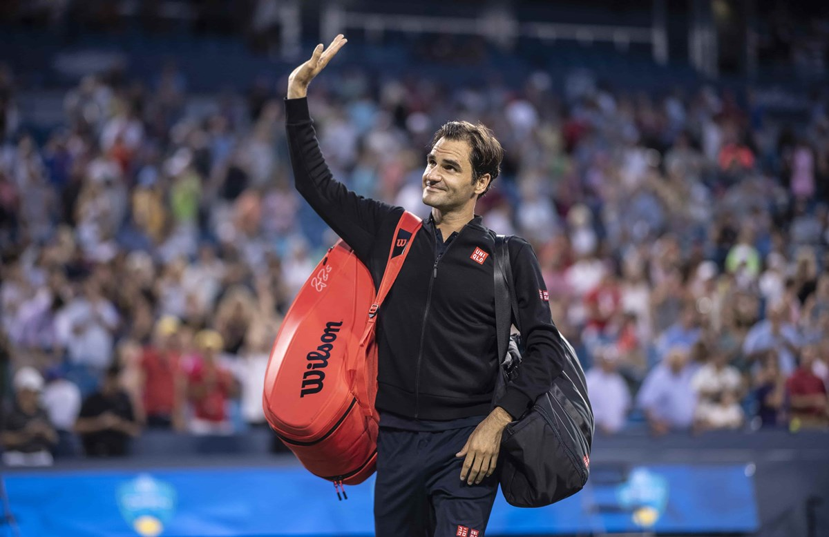 Roger Federer Withdraws from Western & Southern Open ...