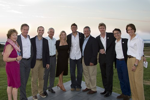 2012 USTA Serves Pro Am in the Hamptons