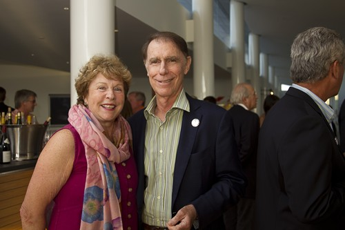 Deborah Larkin & Howard Cowan