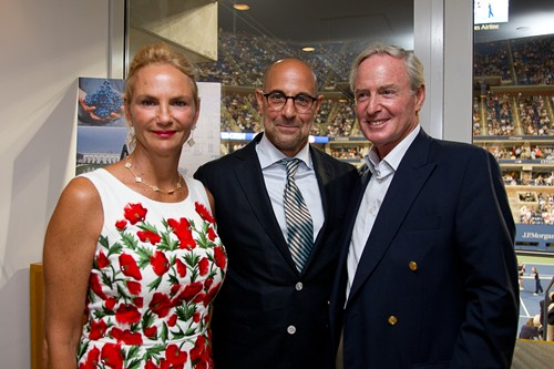 Tiina Smith, Stanley Tucci, Larry Rand