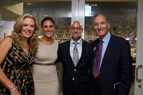 Stanley Tucci and The Kessler Family