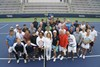 Participants at the 2019 US Open Pro-Am to benefit the USTA Foundation.