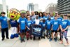The USTA Foundation and Chris Evert partnered with the Philadelphia Freedoms World TeamTennis team for a tennis clinic for local NJTL youth at Independence Hall in Philadelphia, Pa. on May 20, 2019.