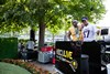 """The USTA hosted its first ever """"HBCU Live at the US Open"""" on Thursday, celebrating the culture, history and pride of Historically Black Colleges and Universities."""