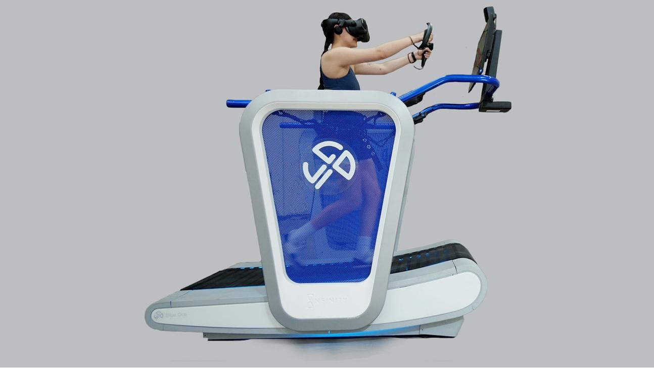 Fung Infinity Treadmill