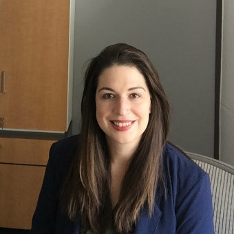 Headshot of Rebecca Abbott.