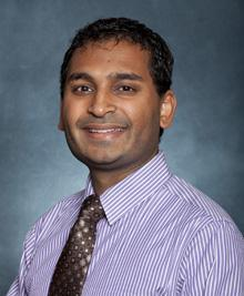 Headshot of Ammar Ahmed.