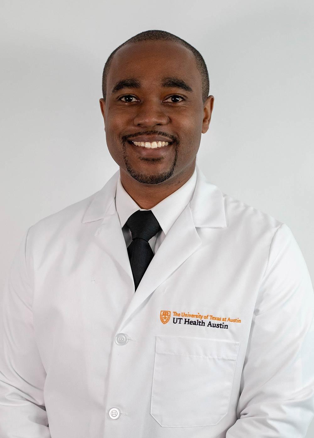 Headshot of Amadson Adewole