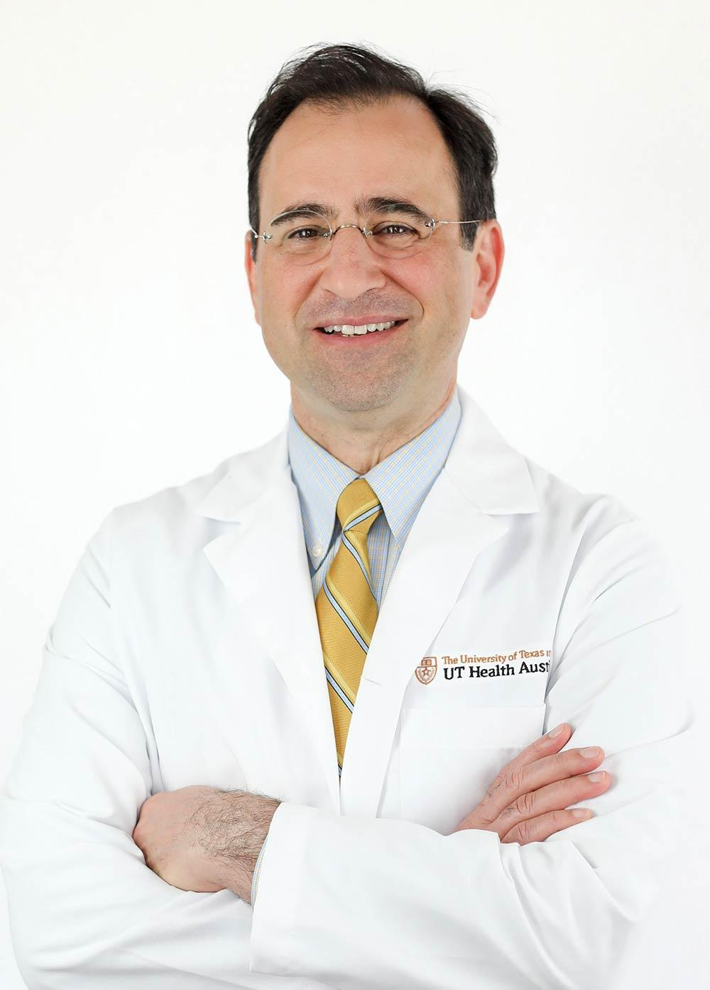 Headshot of David Paydarfar.