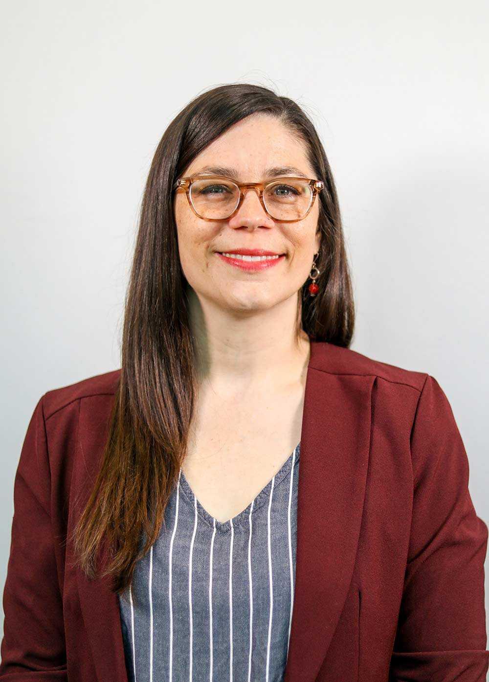 Headshot of Heather Van Diest