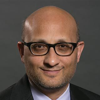 Headshot of Imtiaz Alam