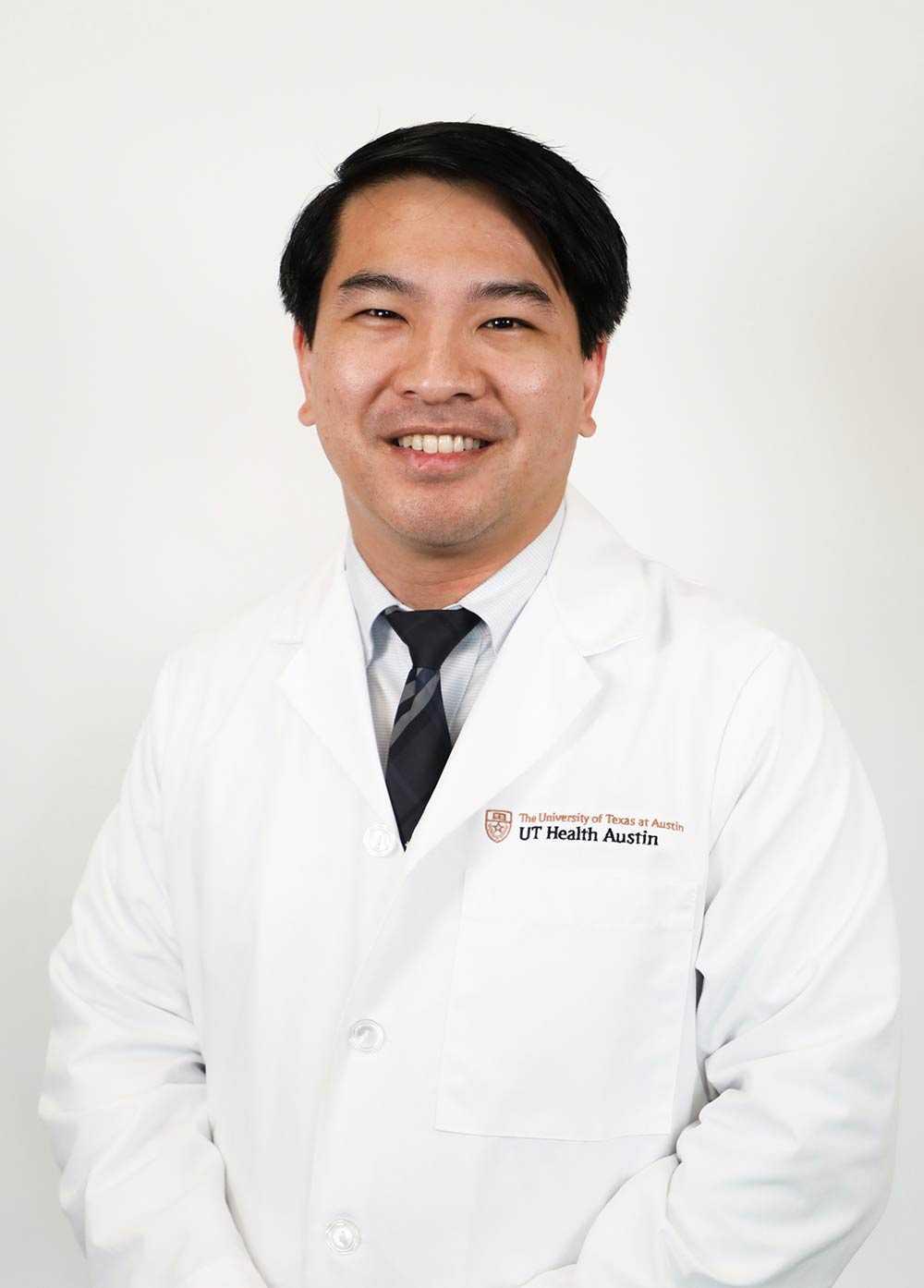Headshot of John Nguyen