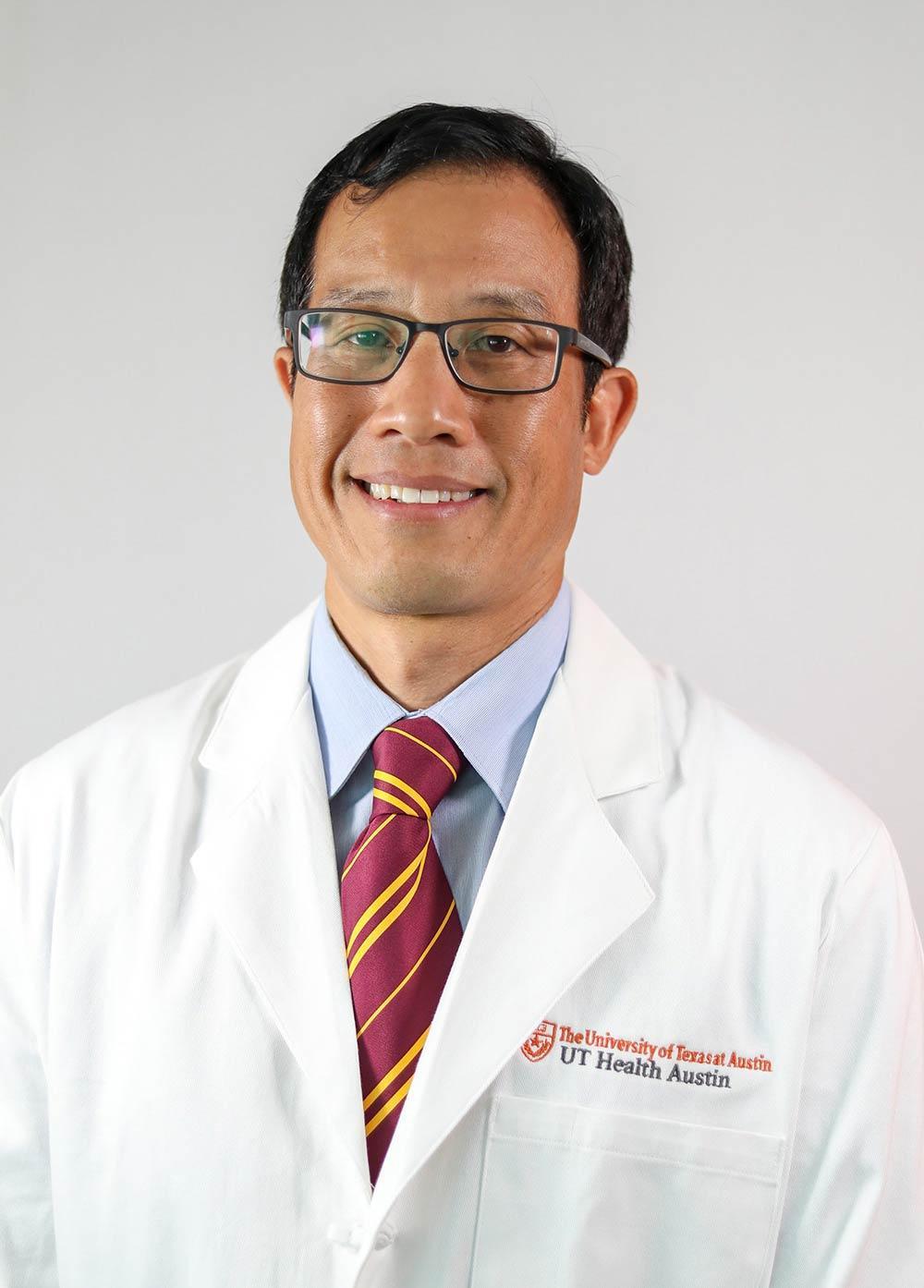Headshot of Karl Chiang