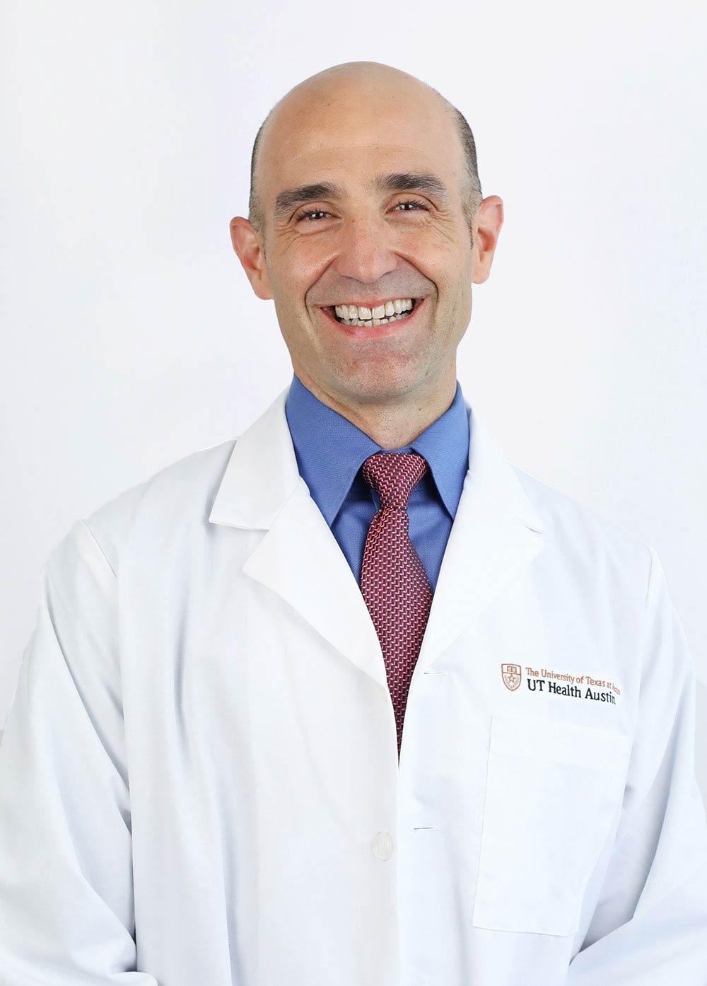 Headshot of Mark Queralt