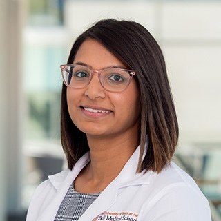 Headshot of Veena Patel