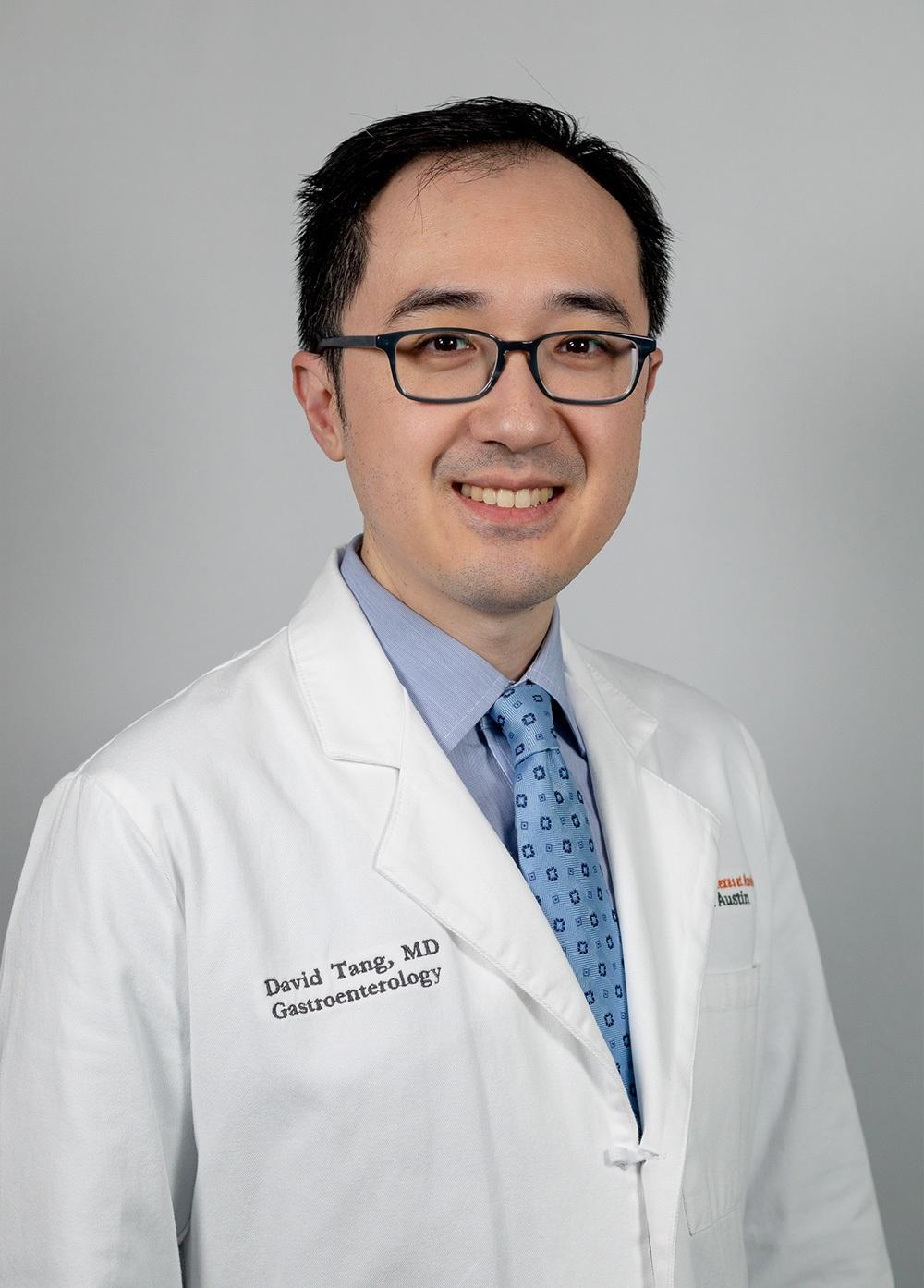 Headshot of David Tang.