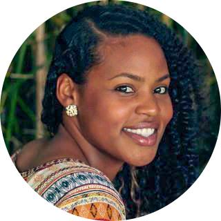 Cherelle VanBrakle headshot.
