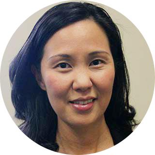 Esther Chung Martin headshot.