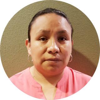 Lorena Cruz headshot.