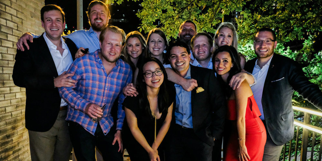 Surgery residents in Austin.