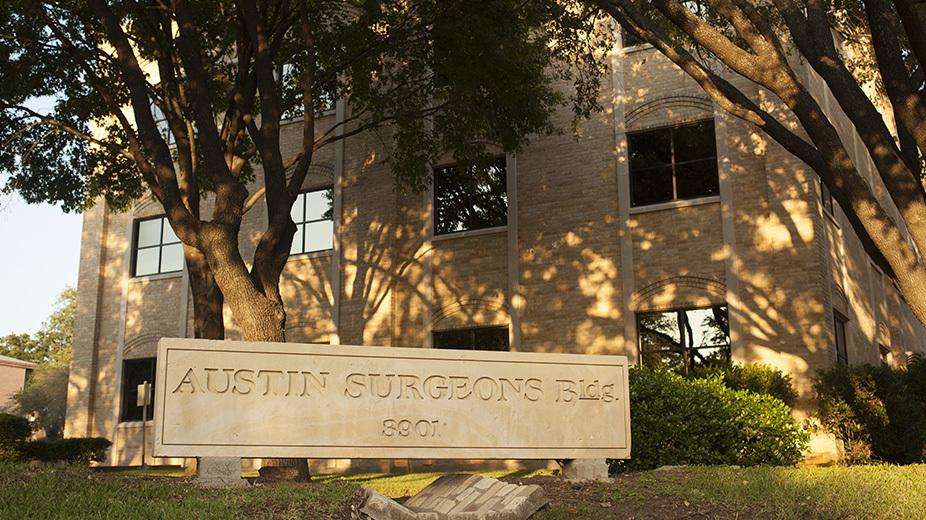 Austin surgeons' building.