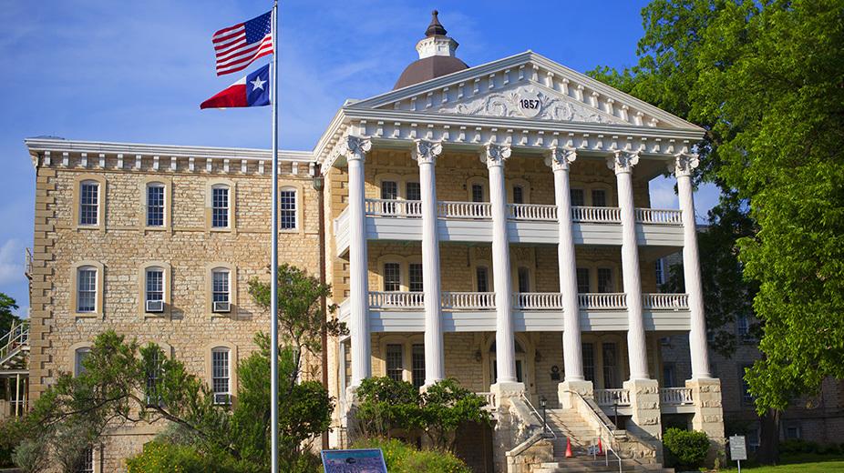 Austin State Hospital.