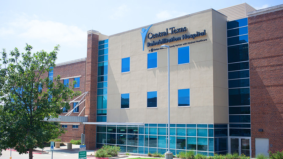 Central Texas Rehab Hospital.