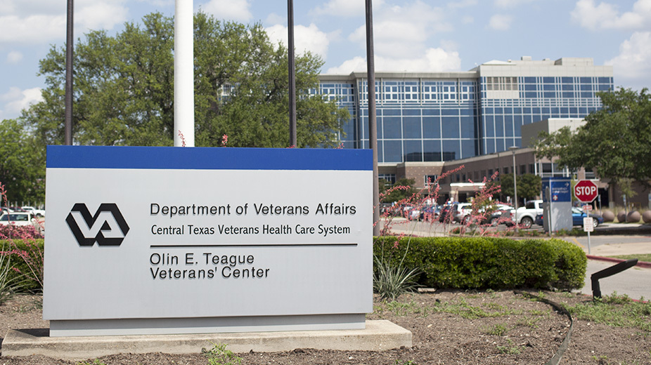 Department of Veterans Affairs Olin E Teague Veteran's Center.