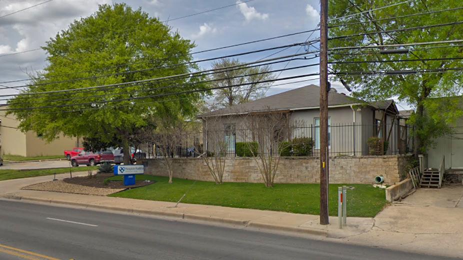 Hospice Austin building.