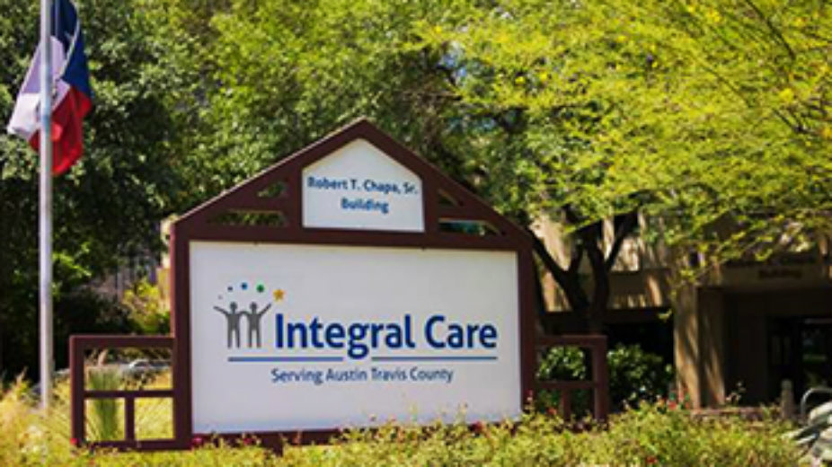Integral Care building.