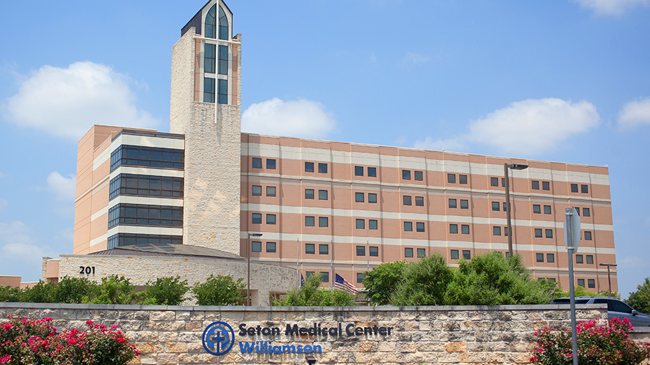 Ascension Seton Medical Center Williamson.