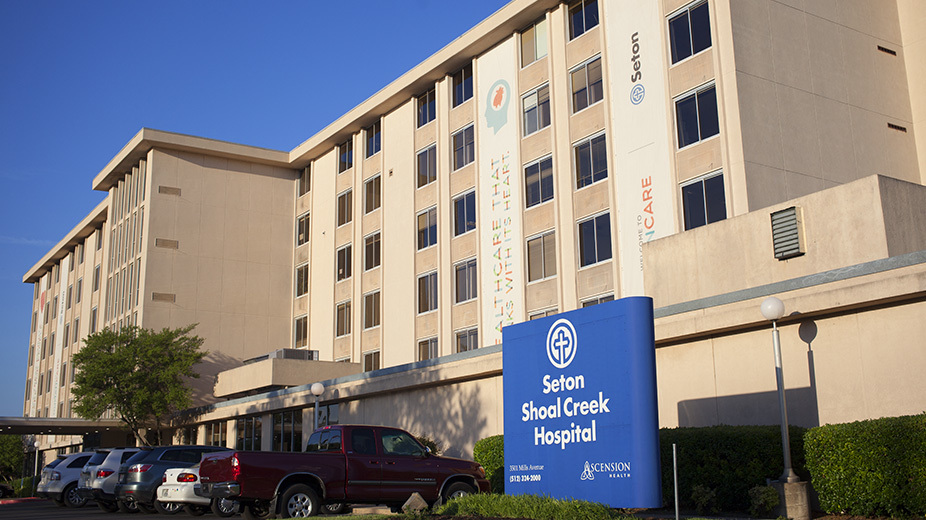 Ascension Seton Shoal Creek Hospital.