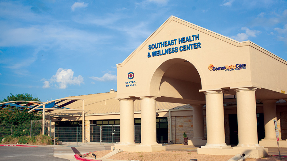 Southeast Health and Wellness Center.