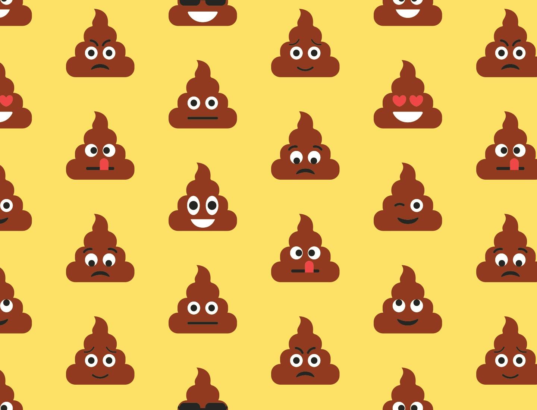 Diarrea liquida color marron