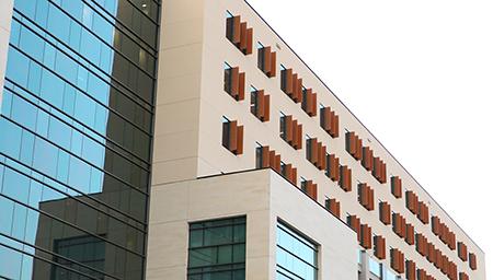 UTHA building
