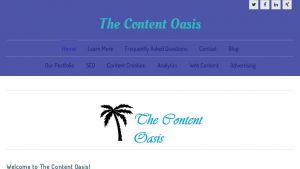 thecontentoasis.com