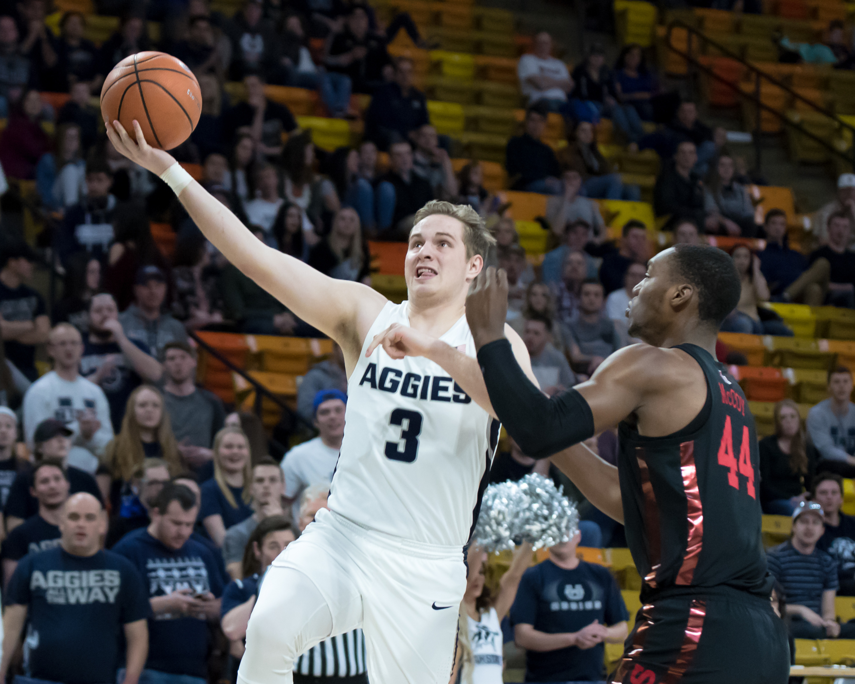 mountain west announces men's basketball 2018-19 conference slate