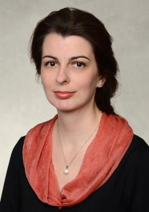 Dr. Catrinel Haught Tromp of Rider University's Bachelor of Arts in Organizational Psychology program.