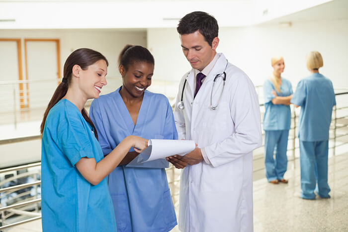 improving line and staff relationship in nursing