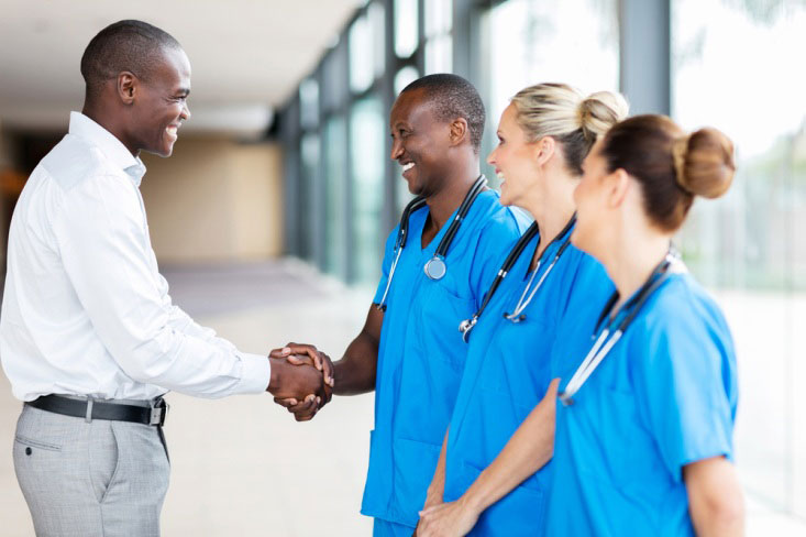 Travel nurses should be able to accommodate well to existing teams.