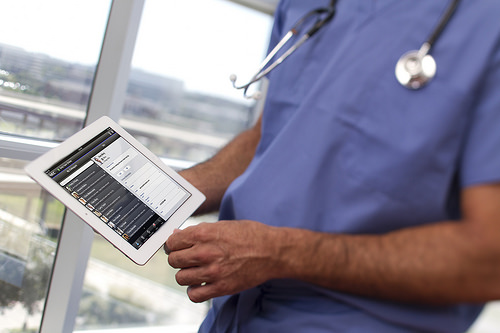 Are Electronics Improving Healthcare