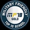 Military Friendly Top 10 School