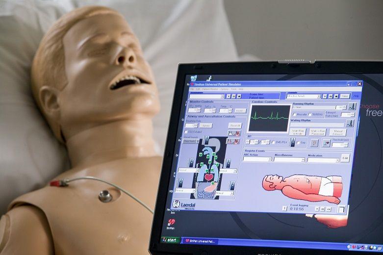 Simulation in nursing education helps bridge the gap between nursing theory and practice