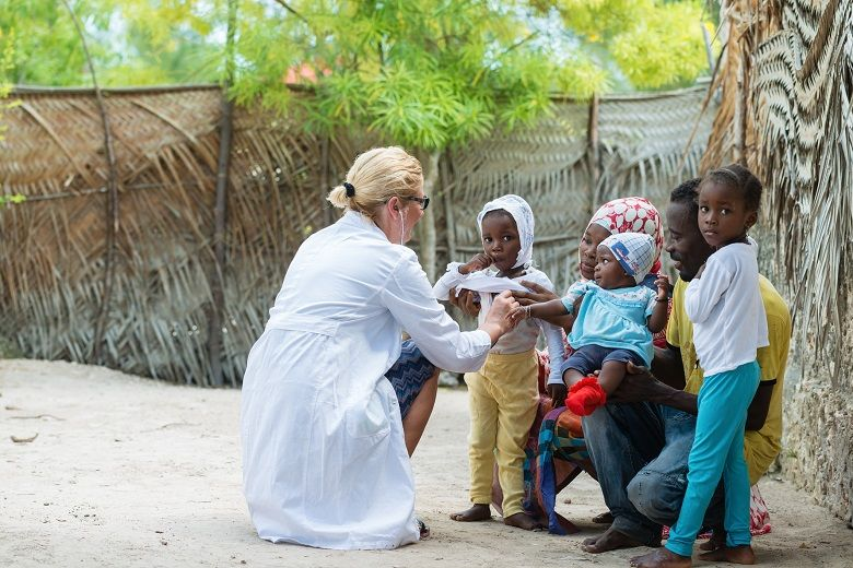 Service learning lets RNs learn more about community health vulnerabilities and work with underserved populations.