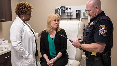 Post-Master's Online Forensic Nursing Certificate