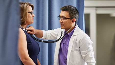 Master of Science in Nursing - Online Family Nurse Practitioner