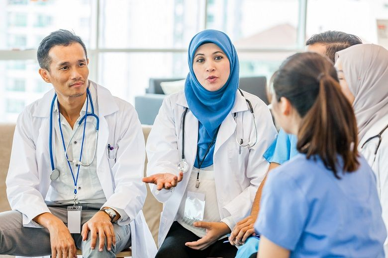 Leadership plays a significant role in developing and maintaining nursing ethics.