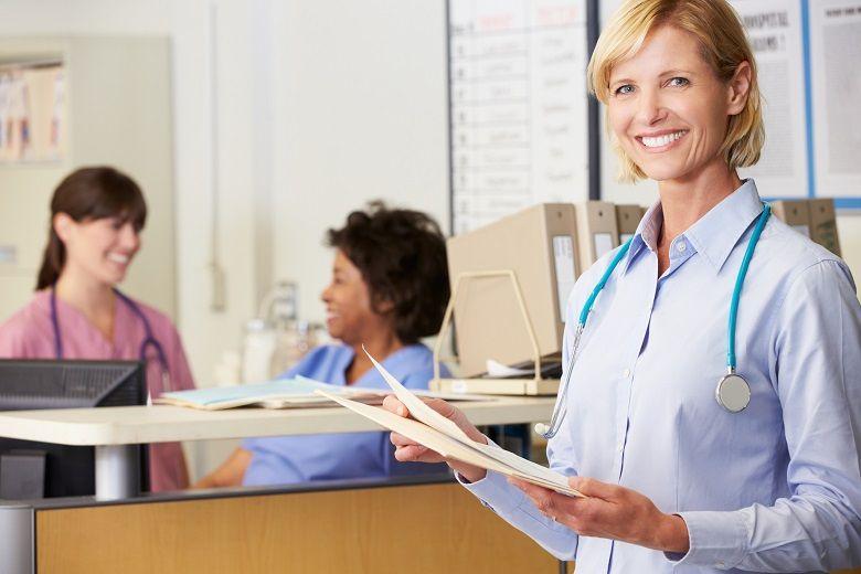 DNP nurse with resume