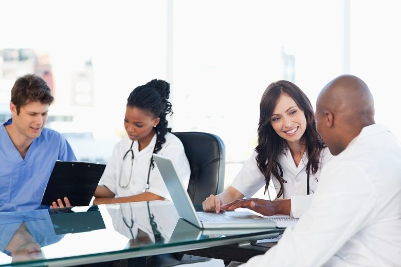 Transparency, especially among nursing leadership, is a building block for trust.