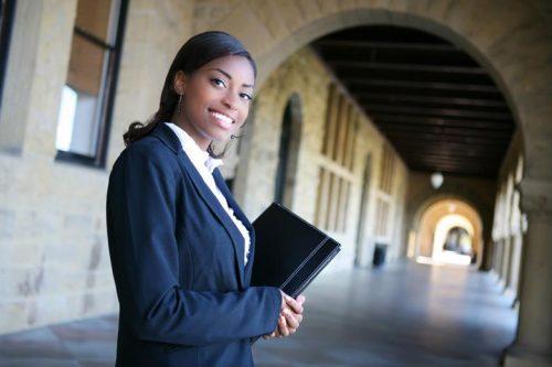 An accounting professor can earn a healthy six-figure salary.